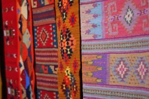 Oaxacan rugs, Teotitlan del Valle